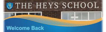 The Heys Radio Advert